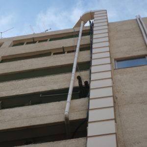 埼玉県都市部ビル/コストを抑えた施工